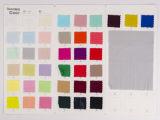 60s高い伸縮性がある綿ナイロンファブリック明白な織り方のスパンデックスファブリック
