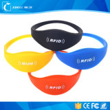工場最もよい価格OEMのロゴNFC RFIDのシリコーンのリスト・ストラップ/Bracelet