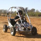 Pedaal Twee van de Huur van jonge geitjes 50cc Go-kart van de Jeep van de Zetel het Mini