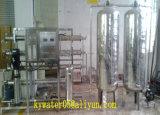 Preiswerter Preis-Hersteller-unreines Grundwasser entfernen Salz RO-Wasser-System 2000lph