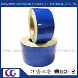 El cubrir reflexivo auto-adhesivo azul/cinta (C1300-OB) de la alta calidad