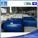 Chapa de aço galvanizada Prepainted na bobina para o mercado de Ásia