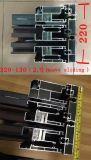 Legno-Rifinire il grande portello scorrevole di alluminio (BHA-DS08)