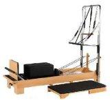 Equipo comercial de Pilates Pilates Gym La mitad de trapecio