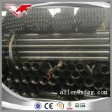 Caldo tuffato galvanizzato saldato intorno ai tubi d'acciaio con filettato ed accoppiamento