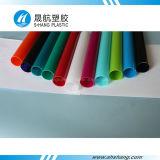 De ondoorzichtige Plastic Pijpen van het Plexiglas PMMA met Kleuren