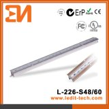 線形管Ce/UL/RoHS (L-226-S48-RGB)をつけるLED媒体の正面