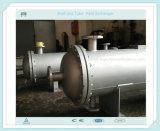 Agua de reflujo y condensador refrigerado por aire