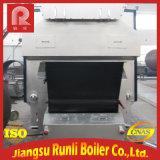 Type horizontal chaudière à vapeur allumée par charbon