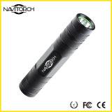 Aluminiumlegierung 260 Lumen-taktisches nachladbares Licht (NK-638)