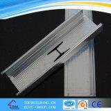 Het hoge Frame van het Staal van de Deklaag van het Zink voor Plafond en Nagel 47*35*0.5mm van het Gips van de Verdeling System/C