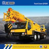 Grue hydraulique officielle de camion du constructeur Qy50k 50ton de XCMG