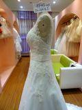 Vestido confortável magro Uw4046 das senhoras dos vestidos de casamento das mulheres