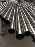 Tubo saldato rotondo della mobilia dell'acciaio inossidabile 201