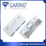 Montaggi di plastica della mobilia della serratura di fine del portello della cattura del portello del Governo di sistema aperto di spinta (W651)