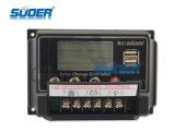 48V contrôleur solaire solaire de la qualité 20A avec le contre-jour (ST-W4820)