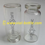 カスタムLogo Design Steriod Injection Clear Vial Bottle 10ml
