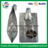 Aluminiumfolie-Beutel für Verpackungs-Frucht-Kosmetik u. Haar schützen Flüssigkeit