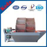 砂の生産設備の砂の洗濯機