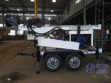 Equipamento Drilling modelo de poço de água de Hf150t no mercado de Ámérica do Sul