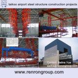Строительные проекты P-07 стальной структуры рамки авиапорта Taikoo