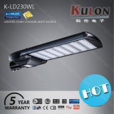 200W High Power LED Solar LED Street Light
