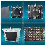 Visualización de LED impermeable al aire libre P10 con el embalaje de aluminio de fundición a presión a troquel