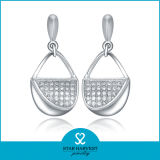 Anniversary de charme 925 Silver Jewelry Earring pour Ladies (E-0020)