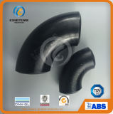 Garnitures de pipe sans joint de coude d'acier du carbone d'ASME B16.9 (KT0206)