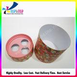 Tube cosmétique rond de cylindre de cadre de papier d'art d'impression offset