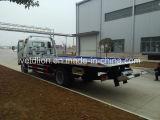 Flatbed Slepende Vrachtwagen Wrecker van Isuzu 5t/5ton