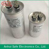 Condensador 45UF 450V Cbb65A-1 del motor de ventilador de la CA Cbb65A-1