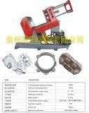 Aluminiumlegierung-Schwerkraft das Aluminiumbauteil-Werfen der Druckguss-Maschinen-(JD-XZ800)