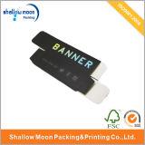 Boîte de empaquetage adaptée aux besoins du client de Sunglass d'impression UV de tache (QYCI1530)