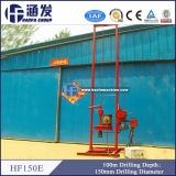 Hf150e Roterende BoorApparatuur, de Installatie van de Boring van de Put van het Water, Kleine Valume