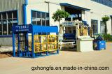 Usine hydraulique de machine de bloc de la grande capacité Qt10