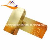 Ambiental reciclar el rectángulo de regalo cosmético de empaquetado de lujo impreso