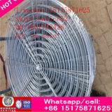 Ventilatore assiale dell'aria fresca del ventilatore di scarico di ventilazione del trasformatore di potere della soffitta della turbina del ventilatore da 20 pollici