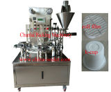 2015 de Vullende en Verzegelende Machine van de Nieuwe Kop van de Yoghurt
