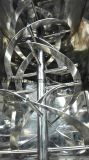 Mixer van het Lint van het Poeder van het roestvrij staal de Horizontale