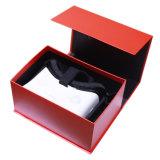 vidrios calientes de Vr 3D de la realidad virtual del receptor de cabeza del jugador de los vidrios 3D