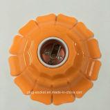 [إ27] بلاستيكيّة ألومنيوم يكسى نحاسة حارّ خداع مقبس ([ل-114])