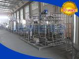 Ligne de production laitière de maïs--Section homogène de stérilisation