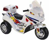 Giro sul motociclo elettrico per i capretti