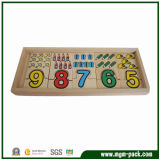Sale caliente Promotional Educational Wooden Toys para Children