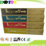 Schnelle Anlieferungs-kompatibler Farben-Kopierer-Toner Tk898 für Kyocera freie Proben