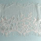 Tipo de la pestaña de cordón entero para los accesorios de la alineada de boda