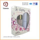 Cartón de lujo para regalo caja de embalaje del perfume