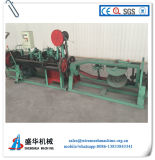 Máquina do engranzamento do arame farpado das costas dobro/lâmina da lâmina que faz a máquina