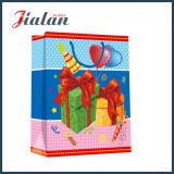 Kundenspezifischer preiswerter glatter Laminierung-Feiertags-Bithday gedruckter Papiersüßigkeit-Beutel